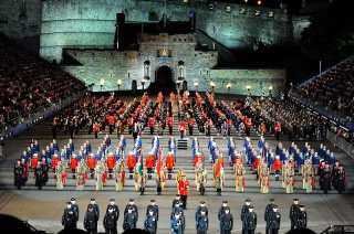 Royal Edinburgh Military Tattoo (photo: xlibber)